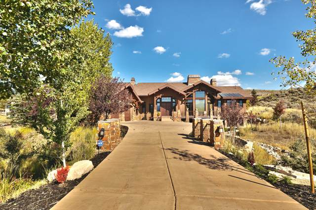 7446 Fiddlers Hollow, Park City, UT 84098 (MLS #11908021) :: High Country Properties