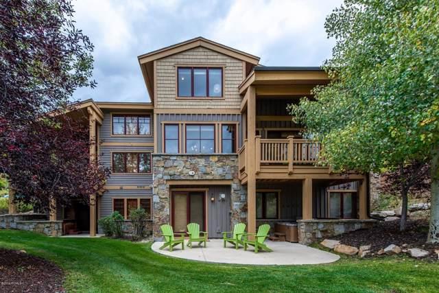1484 Seasons Drive, Park City, UT 84060 (MLS #11908026) :: Lookout Real Estate Group