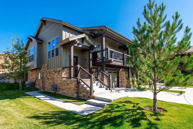 940 W White Cloud Trail A5, Heber City, UT 84032 (#11908050) :: Red Sign Team