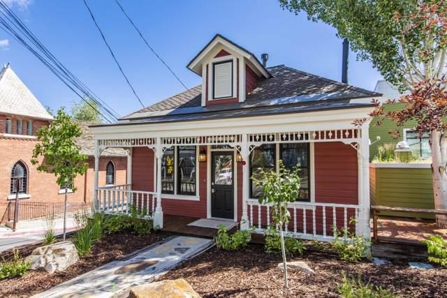 364 Park Avenue, Park City, UT 84060 (MLS #11908081) :: Lookout Real Estate Group
