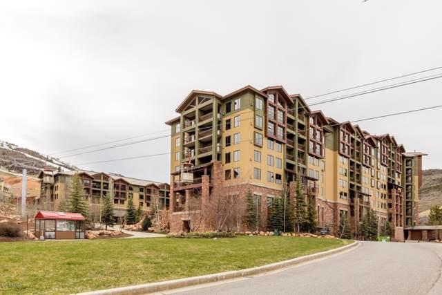 3855 Grand Summit Drive #702, Park City, UT 84098 (MLS #11908083) :: High Country Properties
