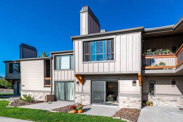 3815 Village Round Drive #14, Park City, UT 84098 (MLS #11908084) :: Lookout Real Estate Group