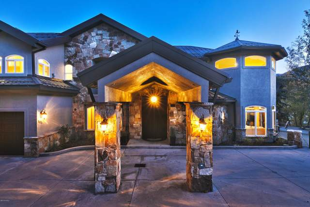 1115 Aerie Drive, Park City, UT 84060 (MLS #11908102) :: Lookout Real Estate Group