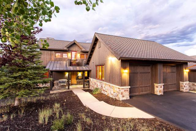 8188 Western Sky, Park City, UT 84098 (MLS #11908118) :: High Country Properties