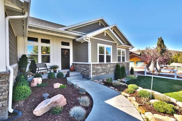795 Oak Lane, Kamas, UT 84036 (MLS #11908122) :: Lawson Real Estate Team - Engel & Völkers