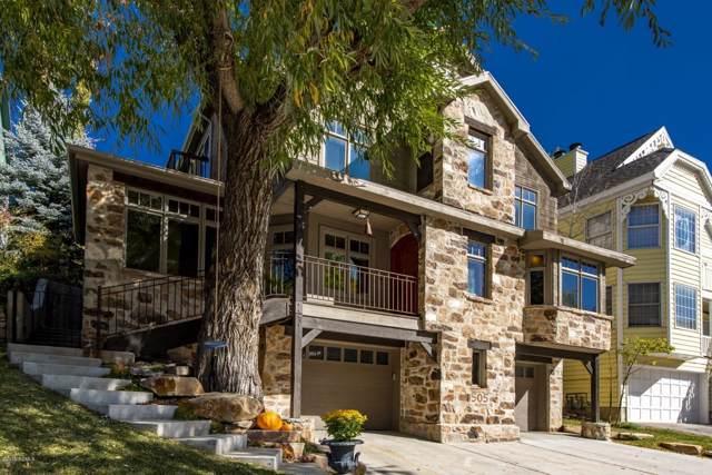 505 Deer Valley Drive, Park City, UT 84060 (MLS #11908129) :: Lookout Real Estate Group