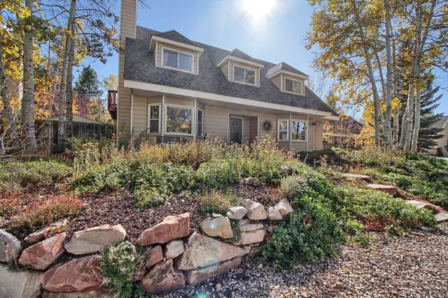 2424 Doc Holiday Drive, Park City, UT 84060 (MLS #11908130) :: Lookout Real Estate Group
