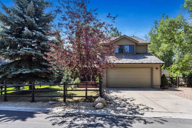 1347 W Quail Meadow Road, Park City, UT 84098 (MLS #11908138) :: Lookout Real Estate Group