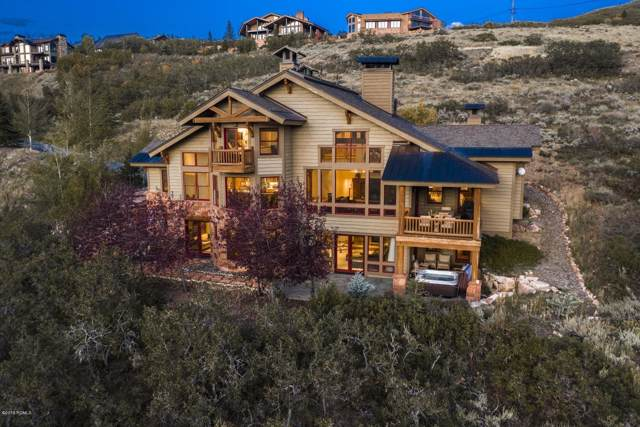 1179 Aerie Drive, Park City, UT 84060 (#11908144) :: Red Sign Team