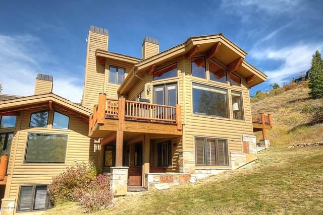 7900 Royal Street #11, Park City, UT 84060 (MLS #11908170) :: High Country Properties