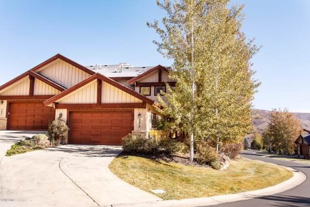 3419 W Cedar Drive, Park City, UT 84098 (MLS #11908192) :: Lawson Real Estate Team - Engel & Völkers