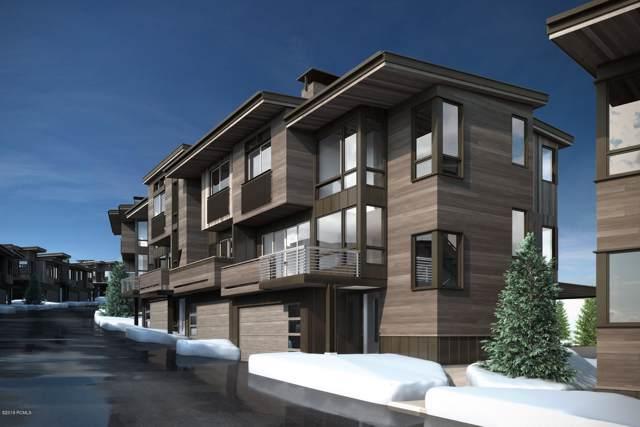3589 Ridgeline Drive, Park City, UT 84098 (MLS #11908218) :: High Country Properties