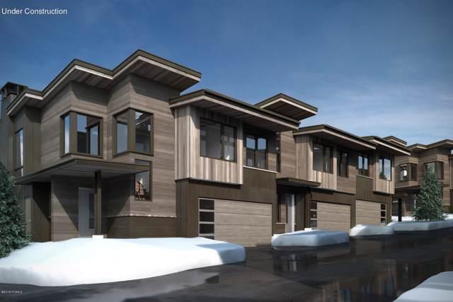 3590 Ridgeline Drive, Park City, UT 84098 (MLS #11908220) :: High Country Properties