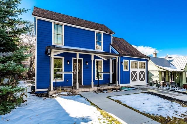 1119 Park Avenue, Park City, UT 84060 (MLS #11908237) :: Lookout Real Estate Group
