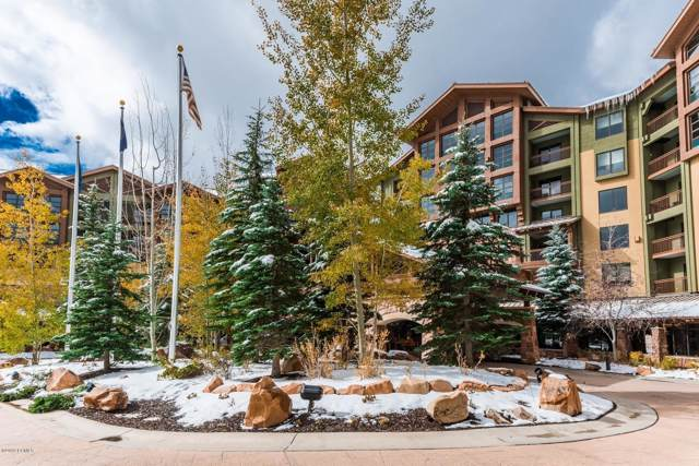 3855 N Grand Summit Drive 209/211/213 Q3, Park City, UT 84098 (MLS #11908255) :: High Country Properties