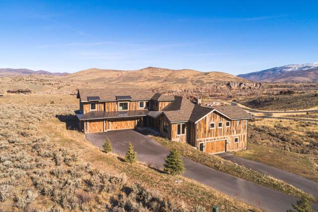 7111 N Caddis Drive, Heber City, UT 84032 (MLS #11908277) :: High Country Properties