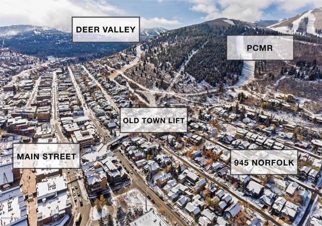 945 Norfolk Avenue, Park City, UT 84060 (MLS #11908280) :: High Country Properties