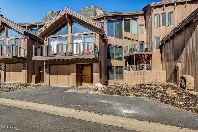 1263 Pinnacle Court, Park City, UT 84060 (#11908332) :: Red Sign Team