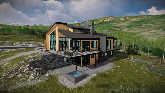 942 Preserve Drive, Park City, UT 84098 (MLS #11908348) :: High Country Properties