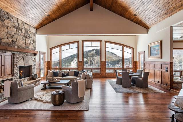 151 White Pine Canyon Road, Park City, UT 84060 (MLS #11908350) :: High Country Properties