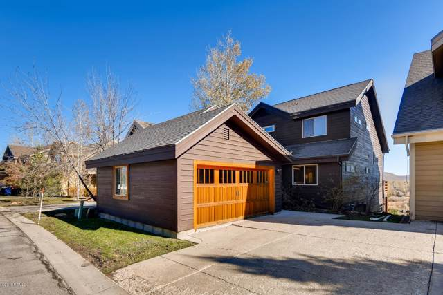 5450 Cross Country Way, Park City, UT 84098 (#11908370) :: Red Sign Team