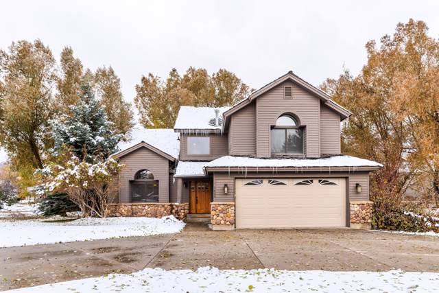 1620 Creek Side Lane, Park City, UT 84098 (MLS #11908422) :: High Country Properties