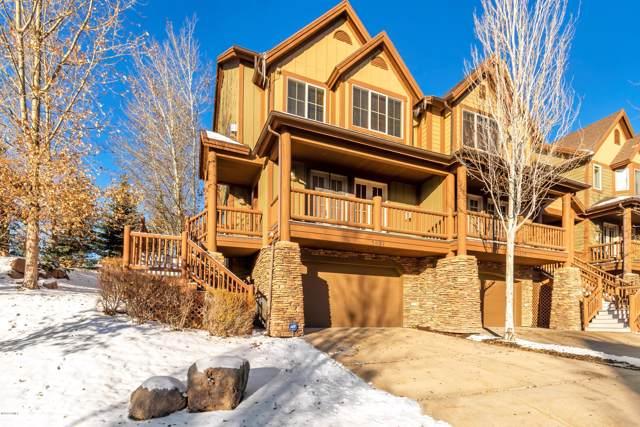 3021 Lower Saddleback Road, Park City, UT 84098 (MLS #11908436) :: Lookout Real Estate Group