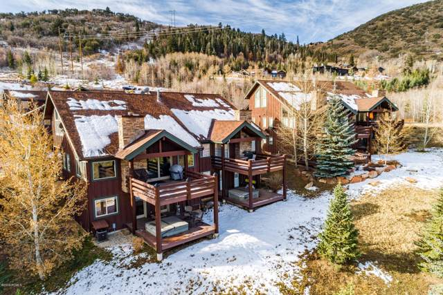5151 Cove Canyon Drive B, Park City, UT 84098 (MLS #11908450) :: High Country Properties