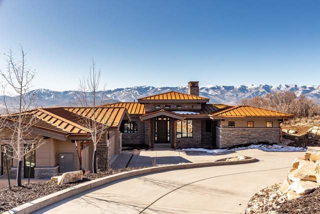 8947 N Hidden Hill Loop, Park City, UT 84098 (MLS #11908455) :: High Country Properties