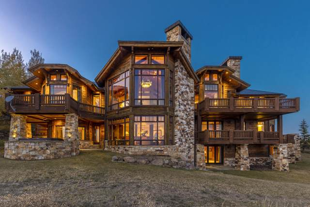 9895 N Summit View Drive, Park City, UT 84060 (MLS #11908474) :: Lookout Real Estate Group