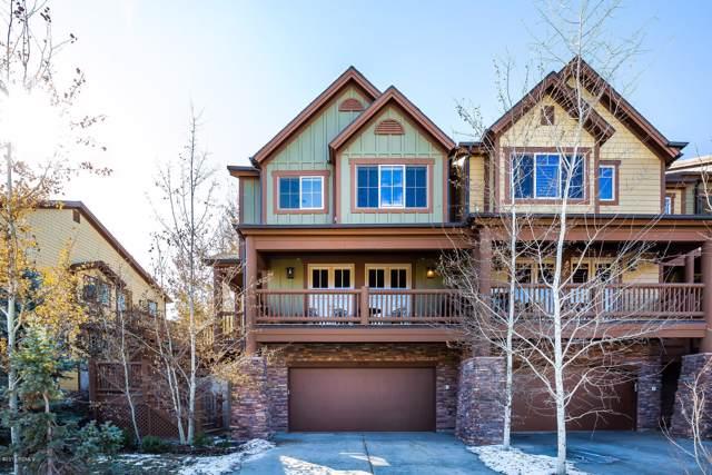 3137 W Lower Saddleback Road, Park City, UT 84098 (MLS #11908488) :: High Country Properties