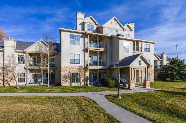 900 W Bitner Road I13, Park City, UT 84098 (MLS #11908556) :: High Country Properties