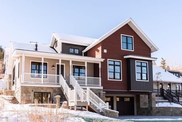 634 Deer Valley Loop, Park City, UT 84060 (MLS #11908558) :: High Country Properties