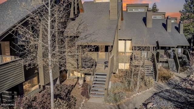 2148 Apache Trail T-12, Park City, UT 84098 (MLS #11908565) :: Lawson Real Estate Team - Engel & Völkers