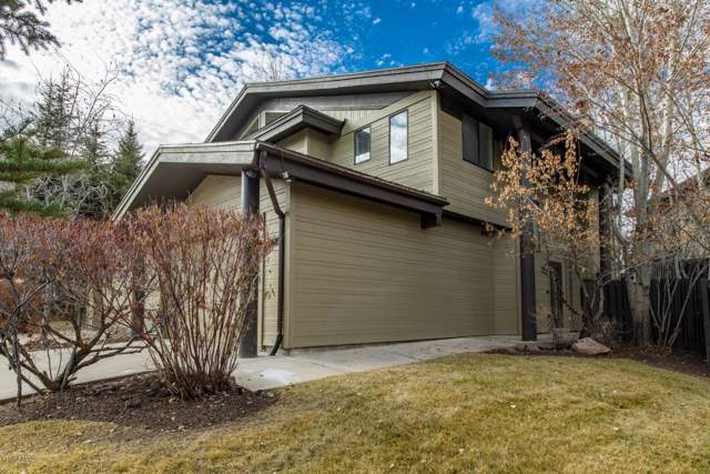 2603 Cottage Loop, Park City, UT 84098 (#11908605) :: Red Sign Team