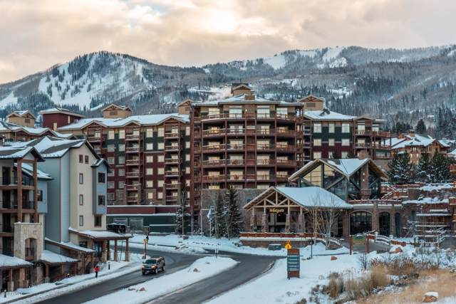 3000 Canyons Resort Drive #4307, Park City, UT 84098 (#11908655) :: Red Sign Team