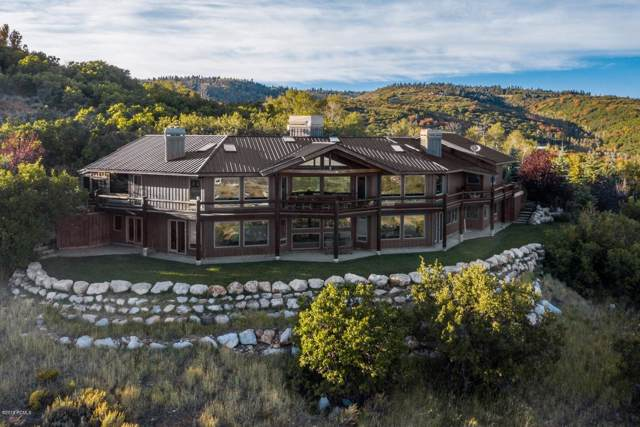 4 Red Hawk Lane, Park City, UT 84098 (MLS #11908678) :: Summit Sotheby's International Realty