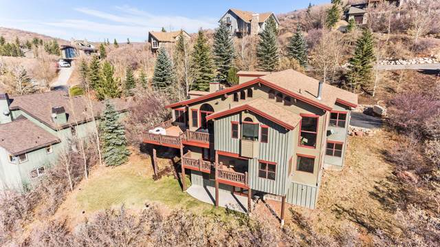 7706 Tall Oaks Drive, Park City, UT 84098 (#11908703) :: Red Sign Team