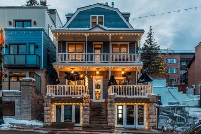 221 Main Street, Park City, UT 84060 (MLS #11908727) :: High Country Properties
