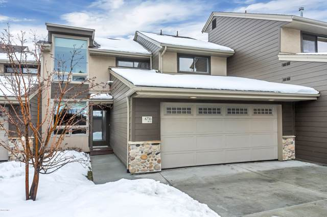 4716 Silver Meadows Drive #16, Park City, UT 84098 (MLS #11908764) :: Lawson Real Estate Team - Engel & Völkers