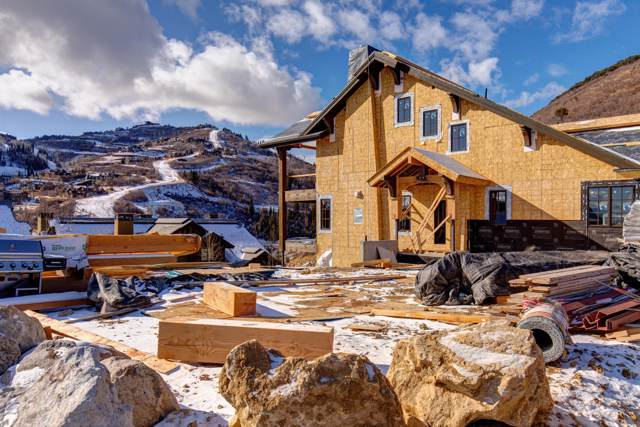 2390 W Harmony Drive 5B, Heber City, UT 84032 (MLS #11908790) :: Lookout Real Estate Group