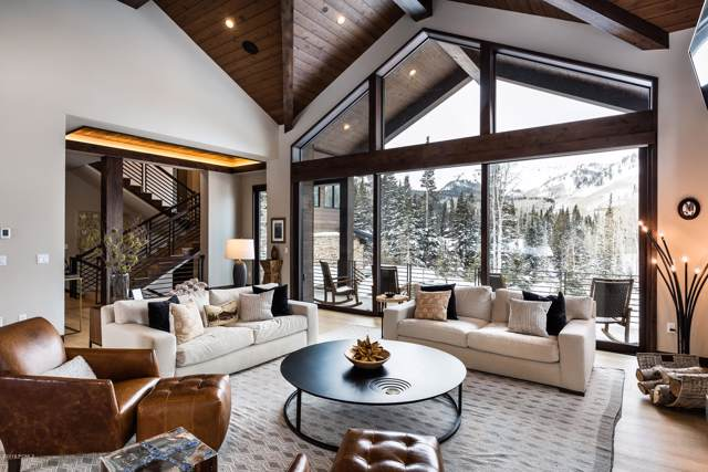 231 White Pine Canyon Road, Park City, UT 84060 (MLS #11908820) :: High Country Properties