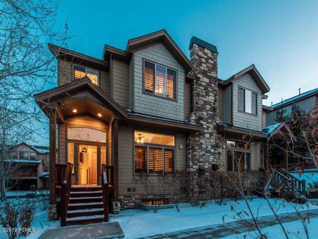 5543 N Slalom Way, Park City, UT 84098 (#11908831) :: Red Sign Team