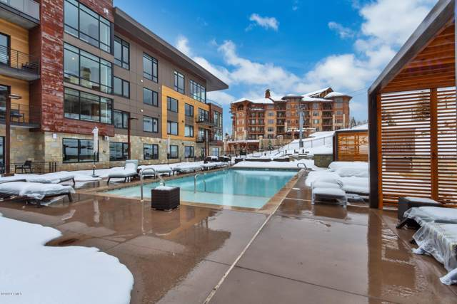 2431 High Mountain Road #114, Park City, UT 84098 (MLS #11908842) :: High Country Properties