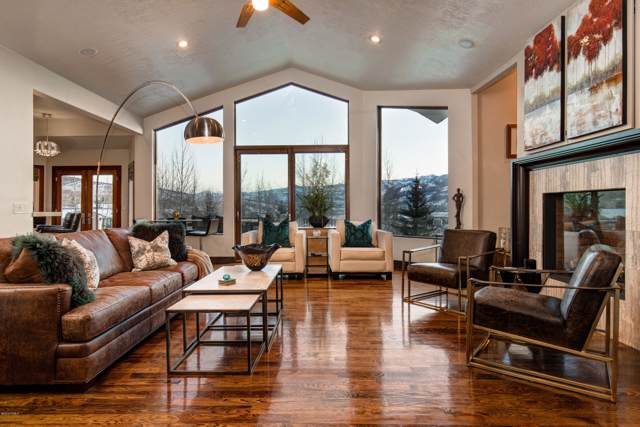 2785 Daybreaker Drive, Park City, UT 84098 (MLS #11908940) :: Lookout Real Estate Group