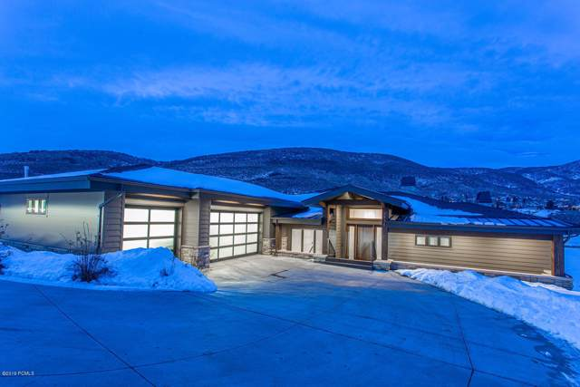 3434 W Homestead Road, Park City, UT 84098 (MLS #11908944) :: Lookout Real Estate Group