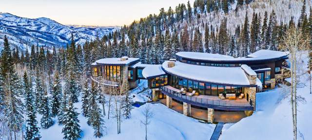 217 White Pine Canyon Road, Park City, UT 84060 (MLS #11908950) :: High Country Properties