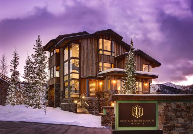 7101 Stein Circle #421, Park City, UT 84060 (MLS #11908966) :: Lawson Real Estate Team - Engel & Völkers