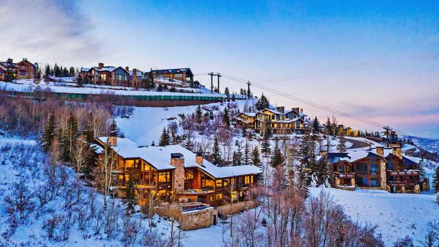 9925 N Summit View Drive, Park City, UT 84060 (MLS #11908974) :: Lookout Real Estate Group