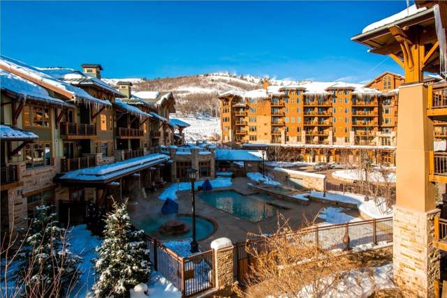 3558 N Escala Court #250, Park City, UT 84098 (MLS #11909000) :: Lawson Real Estate Team - Engel & Völkers